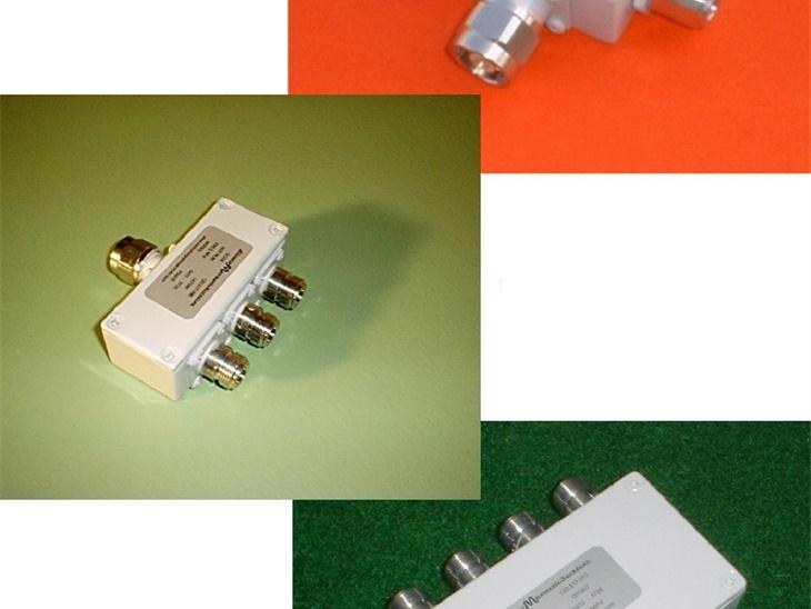 Progettazione e Produzione Power Splitter