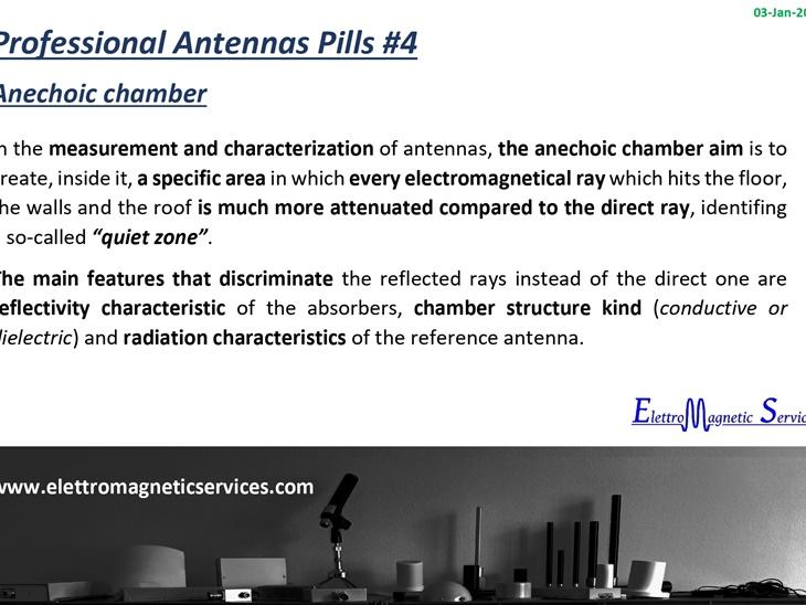 Antenne Professionali in Pillole #4