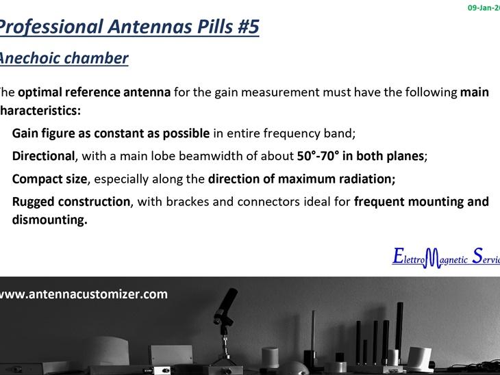 Antenne Professionali in Pillole #5